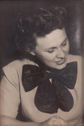 My great-grandma Dawson