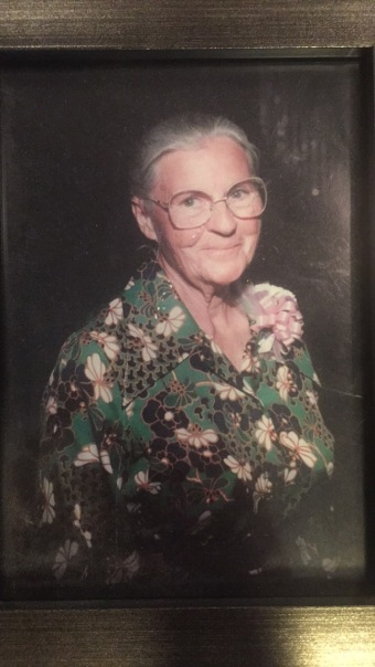 My great-grandma Scott